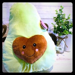 Other - Avocado Plush Pillow